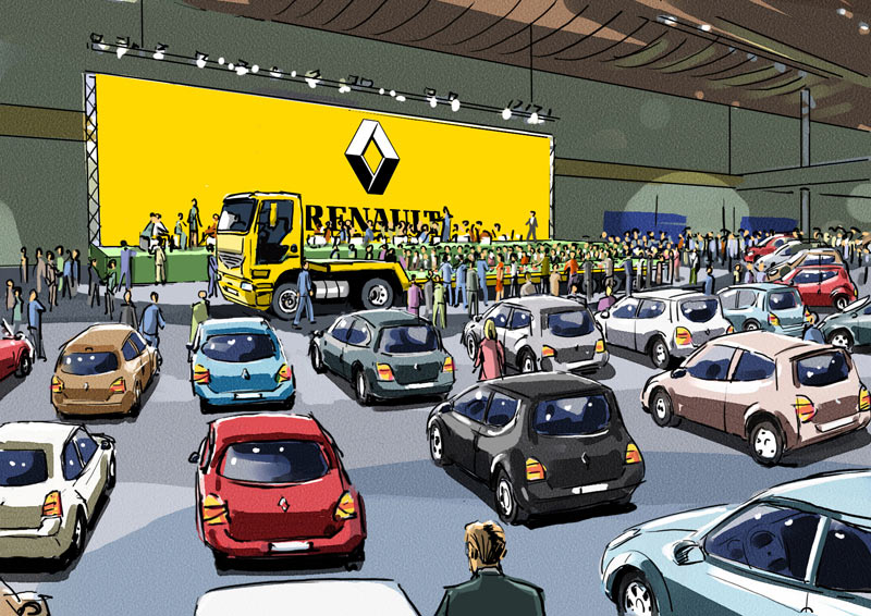 Renault Event